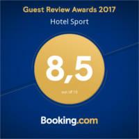 recensioni booking hotel sport rimini