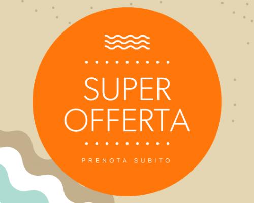 Offerta Promozionale – 10% Hotel Sport Rimini