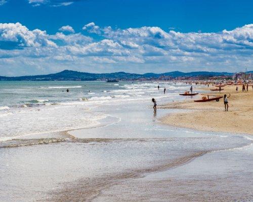 Agosto al mare a Rimini